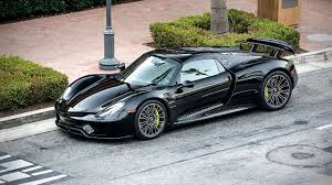 porsche supercar black wallpapers porsche 2015 918 spyder luxury black cars metallic