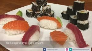 atelier cuisine tupperware sushi maki tupperware mon atelier