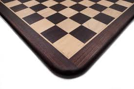 buy rosewood chess board with rounded corners at chessafrica co za