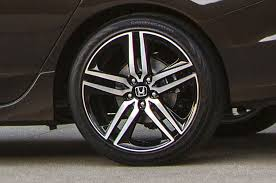 lexus wheels on honda 2016 honda accord first drive review motor trend