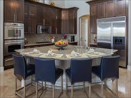 kitchen island breakfast table kitchen table with storage dining table fancy round dining table