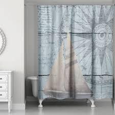 buy blue designer shower curtains from bed bath u0026 beyond
