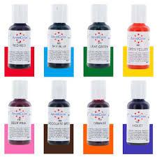 americolor food colour junior kit soft gel paste colour 0 75oz