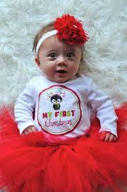 my christmas baby girl christmas tutu baby girl christmas my christmas