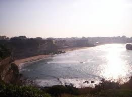 plage de la chambre d amour plage de la chambre d amour biarritz photo de mes chez moi