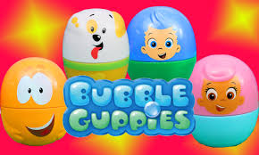 bubble guppies kinder surprise eggs barbie shopkins ariel mermaid