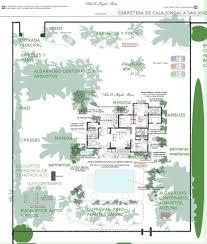 Linux Floor Plan El Algahr Cala Jondal Ibiza