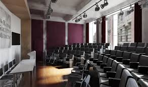 small lecture hall auditorium lecture theater design concept