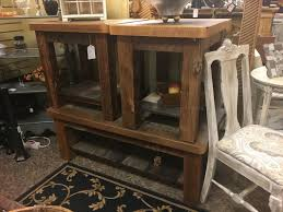 Amish End Tables by 634 Coffee Table Recycle Restore Renew