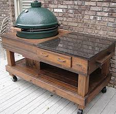 large green egg table top 8 best big green egg tables reviewed outdoormancave com