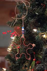 craft ideas for ornaments from plumbing parts hometalk