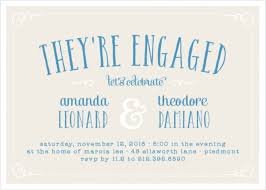 engagement party invites engagement party invitations 15 designs basic