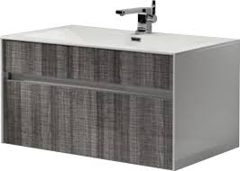 eaton 36 single modern bathroom vanity set reviews allmodern