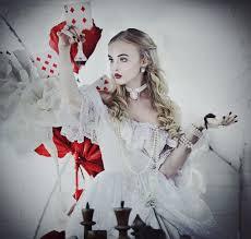 white queen anna halfway google search cosplay pinterest
