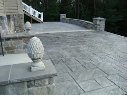 Stamped Concrete Patio Design Ideas by Stamped Concrete Galleries By Mountain View Concrete