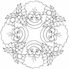 mandala christmas u2013 coloring pages gift ideas u2013 fresh