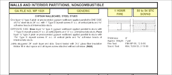 walls and interior partitions noncombustible u2013 components
