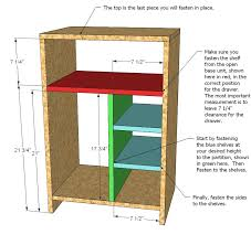 Free Wood Office Desk Plans by Ana White Modular Office Cpu Base Plans Diy Projects