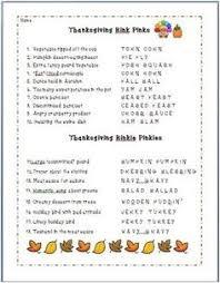 thanksgiving hink pink freebie thanksgiving ideas school