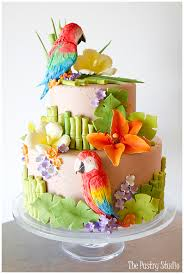 Tropical Theme Wedding - tropical theme cake part 33 hawaiian theme hawaiian style