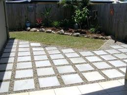 Easy Paver Patio How To Install Pavers In Backyard Patio Install Install Patio