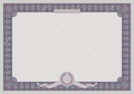 certificate frame certificate frame template retro style stock vector natikka