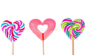 s day heart candy s day the concept of sweet heart candy stock photo