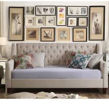 Twin Bed As Sofa by Queen Size Daybed Wayfair