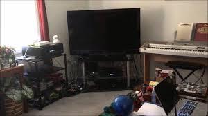 home theater living room alexa powered anymote turns on my home theater living room youtube