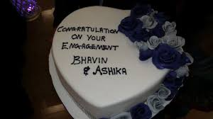 engagement cake picture of satyam pure vegetarian restaurant