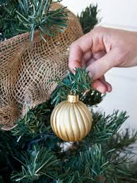 how to make a front porch christmas tree hgtv