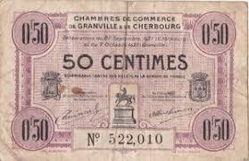 chambre du commerce angouleme ธนบ ตร 50 centimes ฝร งเศส chambre de commerce and villes