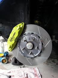 nissan 350z brembo brakes evo 350mm brembo front brake adapter kit version 3