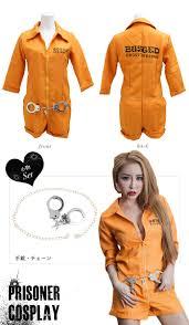 inmate halloween costume osharevo rakuten global market prisoner cosplay halloween
