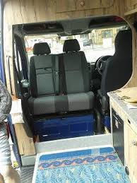 Sprinter Bench Seat Vw Crafter Double Swivel Base