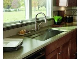 leland delta kitchen faucet delta leland single handle pull kitchen faucet faucets