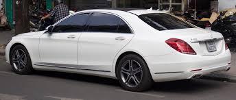 Mercedes Benz Sedan 2015 File 2014 Mercedes Benz S 400 V 222 Sedan 2015 12 26 Jpg