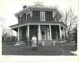 1984 press photo octagon house washington michigan historic images