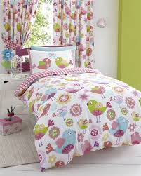 Girls Single Duvet Covers Kids 100 Brushed Cotton Flannelette Thermal Winter Christmas