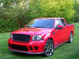 ford saleen truck fords