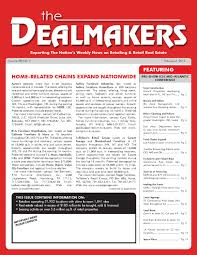 dealmakers magazine february 6 2015 by the dealmakers magazine