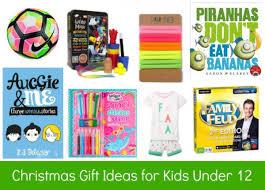 christmas gift ideas for kids under 12 style u0026 shenanigans