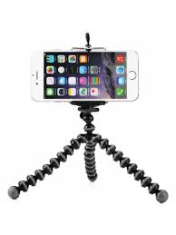 mini octopus style tripod stand holder for mobile phones