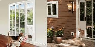 doggy door glass door big sale sliding glass patio pet doors electronic u0026 manual