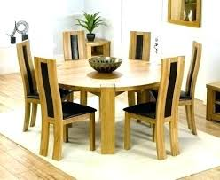 round kitchen table and chairs for 6 round table seats 6 oasis games