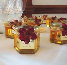 honey favors large baby shower honey jar favor an edible treat