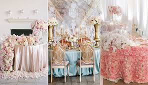 sweetheart table decor top 20 luxury sweetheart table decor ideas roses rings
