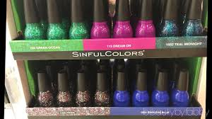 sinful colors dressed up u0026 ready to bow available at target