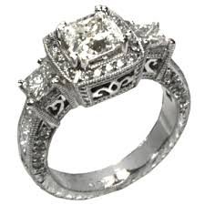 Vintage Style Wedding Rings by Antique Engagement Rings Specialists