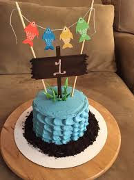 17 best ideas about fishing birthday cakes on pinterest fishing